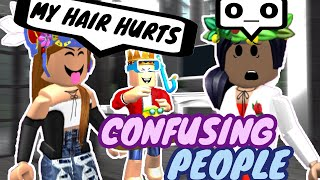 CONFUSING PEOPLE IN ROBLOX AGAIN!!! (SUPER FUNNY!!)