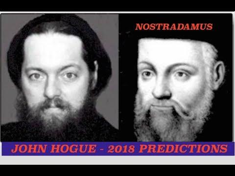 John Hogue, Nostradamus Prophecy, Unified Korea & The Alt Right, Left Matrix