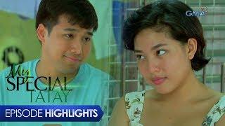 My Special Tatay: Ang magandang balita ni Aubrey | Episode 145