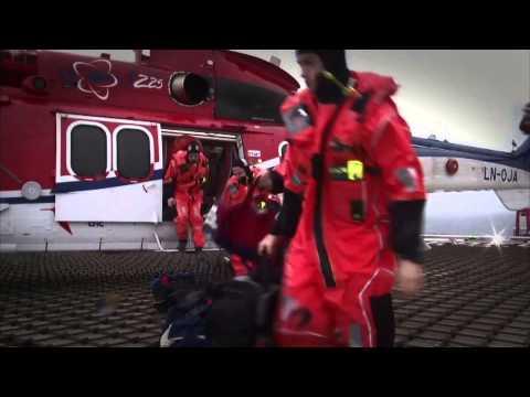 Heli Academy Eurocopter EC 225 Offshore Trip