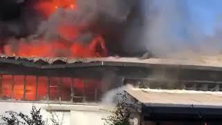 Φονική πυρκαγιά στον Στρόβολο