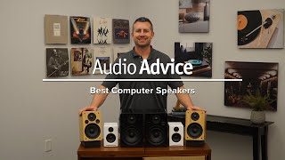 2020 Best Computer Speakers - All have USB DAC, Bluetooth, and Subwoofer out!