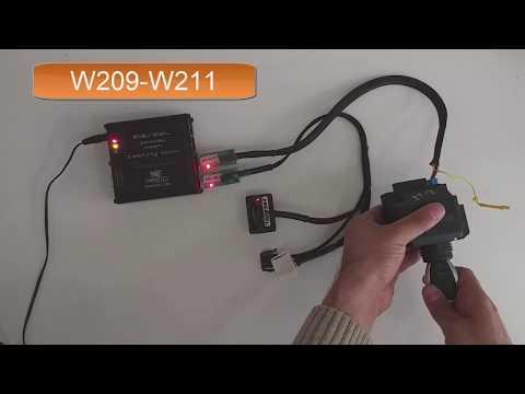 MK3 Mercedes Benz ESL ELV Universal Steering Lock Emulator for W209 W211
