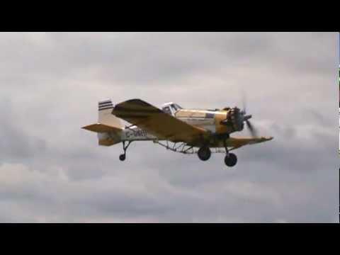 M-18 Dromader takeoff CSU3