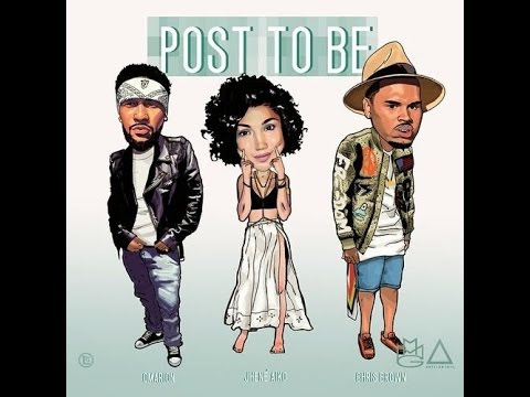 Omarion feat. Jhene Aiko and Chris Brown - Post To Be [Lyrics]