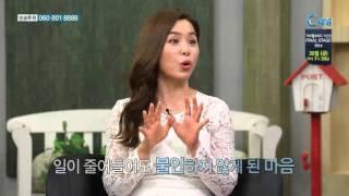 [C채널] 힐링토크 회복 248회 - 개그우먼 김지선 2부 :: 행복한 다둥이 엄마