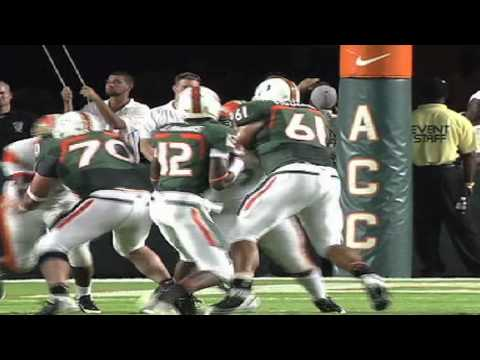 [HD] Miami Hurricanes - Jacory Harris