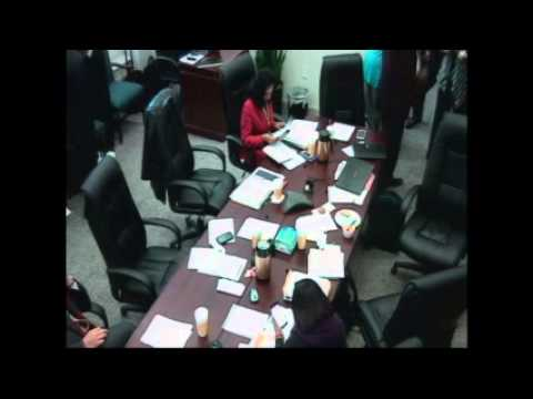 Columbia City Council Work Session: January 27, 2015