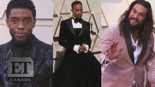 Best Male Fashion At 2019 Oscars