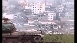 PKK'lı Piçlerin Tank atışı ile Gebertilme Anı ( JÖH - PÖH ) 7 Nisan 2016  Operasyon
