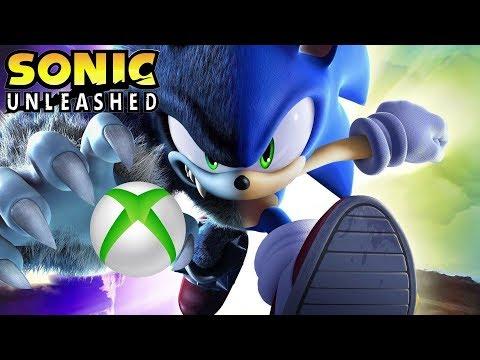 Sonic Unleashed (Xbox