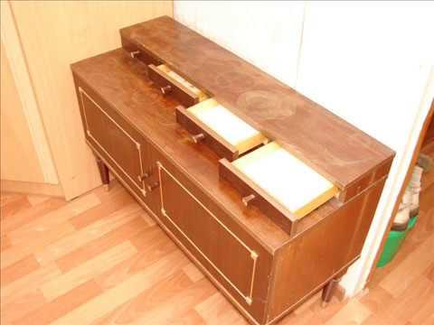 трельяж 1978 года лучше современной мебели