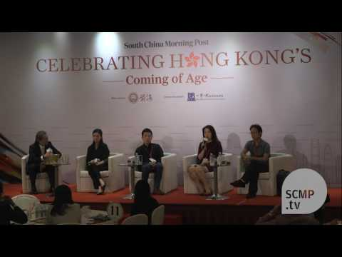 Celebrating Hong Kong's Coming of Age: aspirations of Hong Kong's future continuity and opportunity