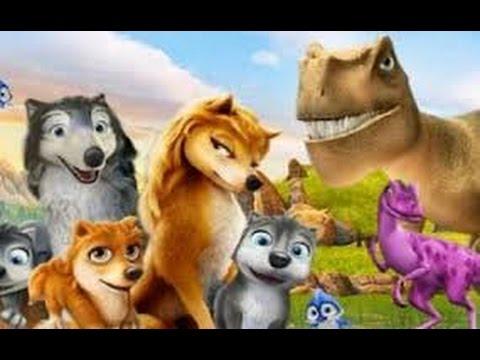 Alpha and Omega 7 The Big Fureeze (2016) with Debi Derryberry, Ben Diskin, Maxwell Bentley Movie