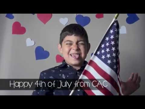 Fourth of July at Cornerstone Autism Center