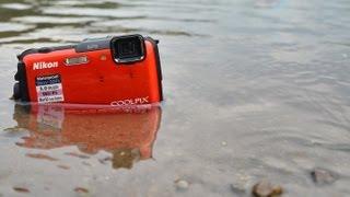 Nikon Coolpix AW110 - Análisis HD en Español