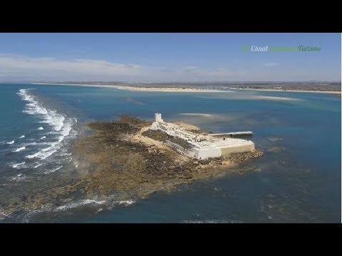 San Fernando y Chiclana de la Frontera, bahía salada. Cádiz