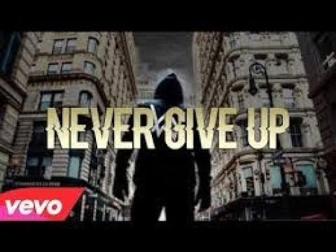 NEW ALAN WALKER -  NEVER GIVE UP mix
