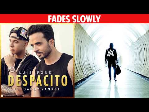 Despacito (Remix) vs. Faded (Mashup) - Luis Fonsi, Alan Walker, Daddy Yankee, Justin Bieber