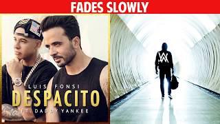 Baixar Despacito (Remix) vs. Faded (Mashup) - Luis Fonsi, Alan Walker, Daddy Yankee, Justin Bieber