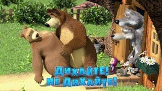 Маша та Ведмідь: Дихайте! Не дихайте! (22 серія) Masha and the Bear