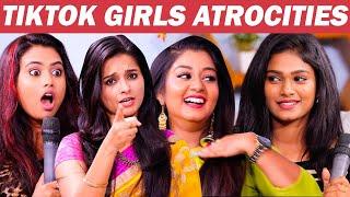 சிலர் Negative-அ பேசுறது மனசுக்கு கஷ்டமா இருக்கு – Tiktok Serial Girls