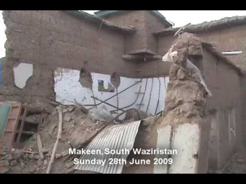 Latest Pakistan army airstrike on Pashtuns of South Waziristan
