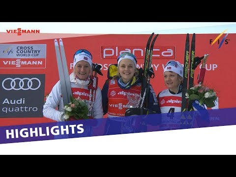 Nilsson ousts Norwegian duo in Planica Sprint competition | Highlights