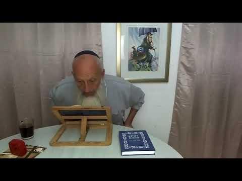 Молитва, Шмонэ Эсрэ, рав Йона Левин