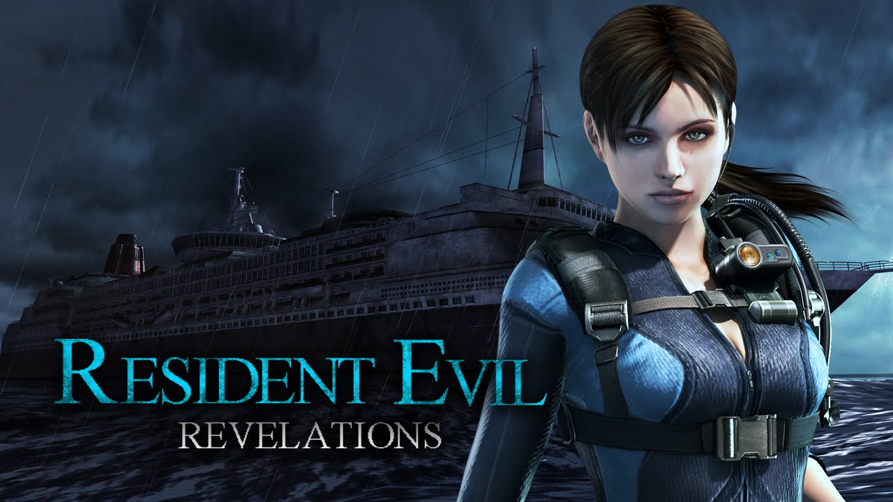 Image result for resident evil revelations