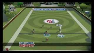 Madden NFL 09 All-Play: Wii Features