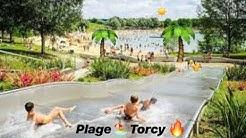 Torcy plage - paris torcy plaji -