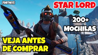 """STAR LORD SKIN FORTNITE """"NEW SKIN LORD OF THE STARS"""" NEW SKIN AVENGERS 