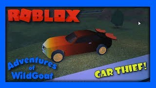 Jailbreak Roblox with Effect2o and Friends - I Steal a Car!
