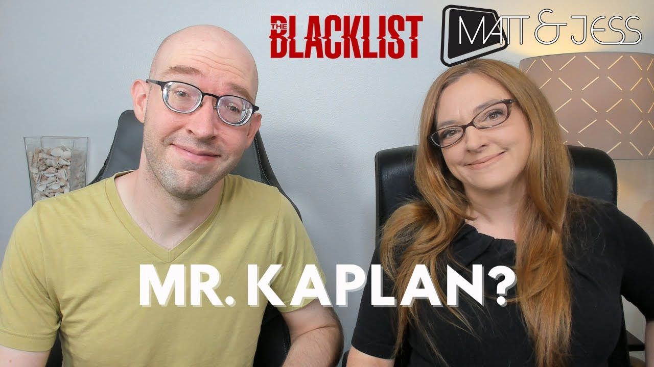 Download The Blacklist season 8 episode 14 spoilers: Is Mr. Kaplan actually coming back?!?!?!