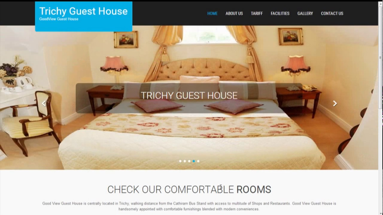 Guest house in trichy paying guest in trichy