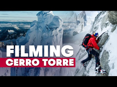 Video #4: Filming – Climber David Lama's First Free Ascent of Patagonia's Cerro Torre