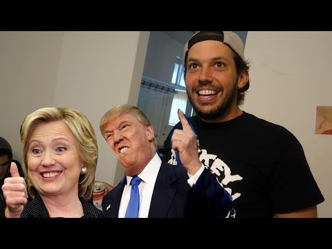 Who are we voting for? w Heath Hussar and Toddy Smith