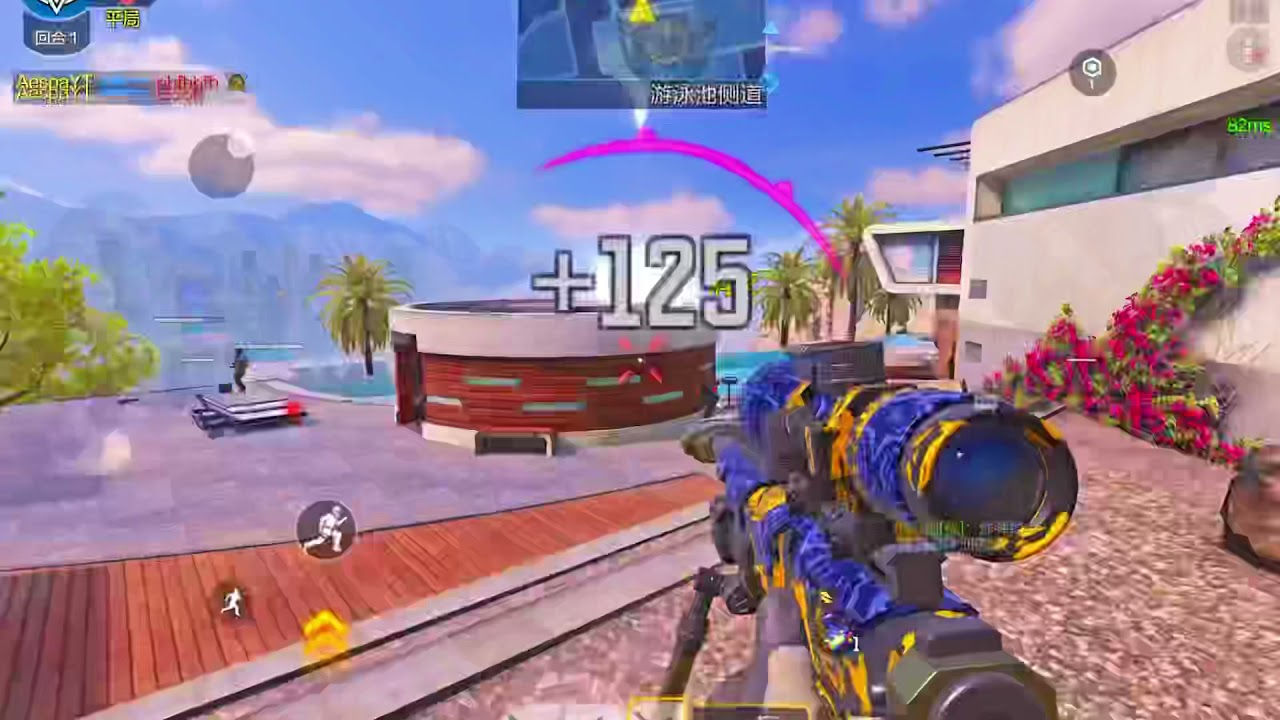 sniper ace ♡