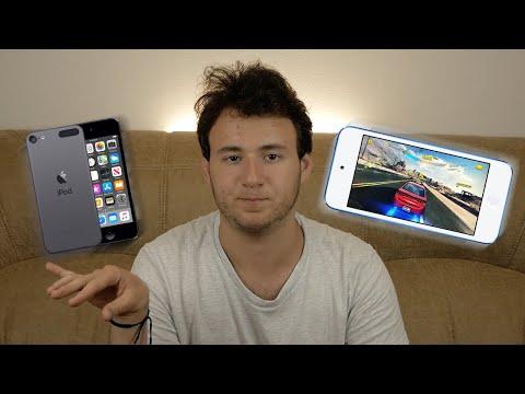 Megjelent az iPod Touch 7! letöltés