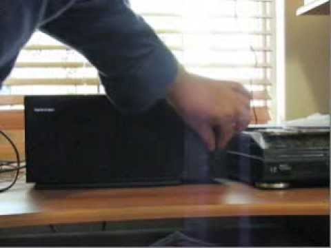 Proton 300 Radio and Home Stereo Setup - Perth