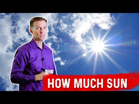 How Much Sun Do We Need to Get Our Vitamin D