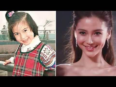 ANGELABABY 楊穎  From 1 to 28 years old 從1到28歲