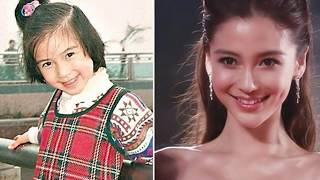 ANGELABABY 楊穎 - From 1 to 28 years old 從1到28歲