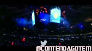 New York Knicks 2012-2013 Official Introduction (Prod By. Swizz Beatz) Starting 5