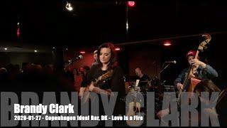 Brandy Clark - Love is a Fire - 2020-01-27 - Copenhagen Ideal Bar, DK