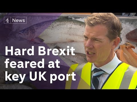 UK port fears no deal