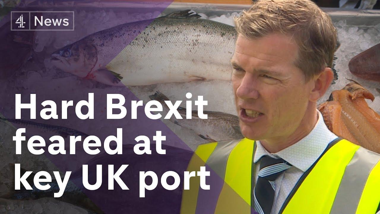UK port fears no deal