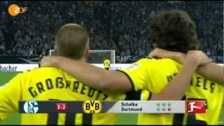 BVB vs. Schalke 04 SuperCup 2011 - Elfmeterschießen