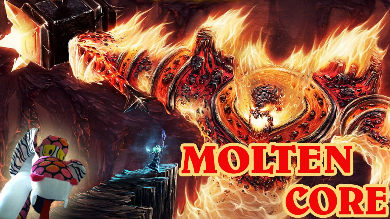 how to get to molton core